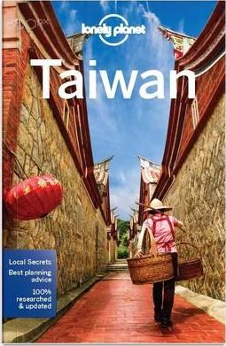 Lonely Planet Taiwan Travel Guide